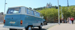 happy tour van bus lyon réservation