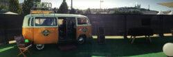 Le selfie Bus original pour un événenement VIP